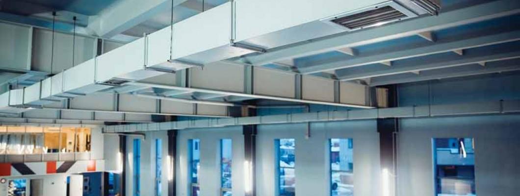 Използването на термопомпа във вентилационен блок като икономичен и екологичен източник на топлина за вентилационната система на закрит плувен басейн