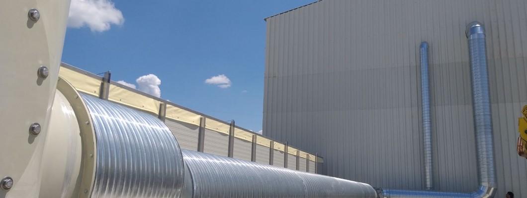 Изграждане на климатична и вентилационна инсталация - Депо Пазарджик
